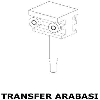 سقف متحرک - transfer arabasi